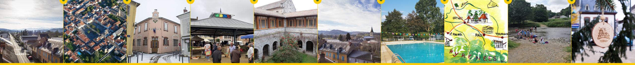 Mairie de Tournay / Hautes-Pyrénées