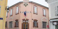 La mairie de Tournay
